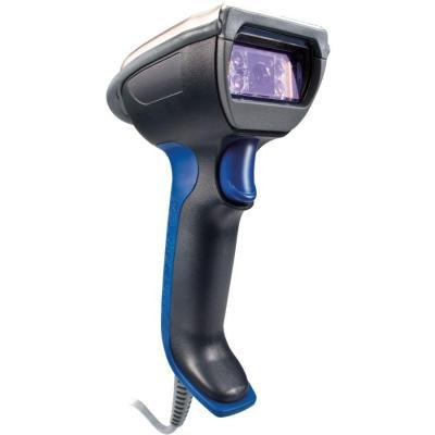 Intermec barcode scanner: SR61TXR - Zwart, Blauw