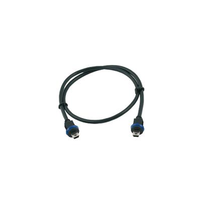 Mobotix MX-CBL-MU-STR-05 USB kabel - Zwart