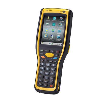 CipherLab 9700 - numeric PDA - Zwart, Geel