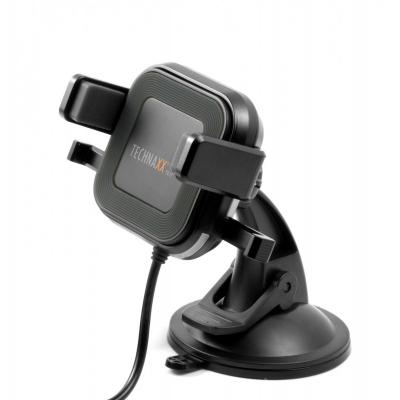 Technaxx 4780 Oplader - Zwart