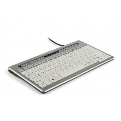 BakkerElkhuizen BNES840DUS toetsenbord