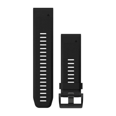 Garmin horloge-band: QuickFit 26 - Zwart