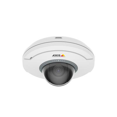Axis M5055 Beveiligingscamera - Wit