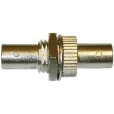 Microconnect FISTST Fiber optic adapter - Goud