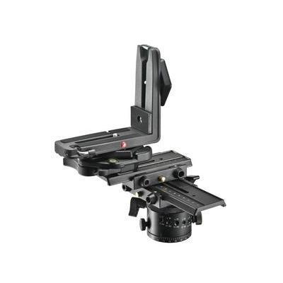 Manfrotto statiefkop: MH 057 A 5 - Zwart