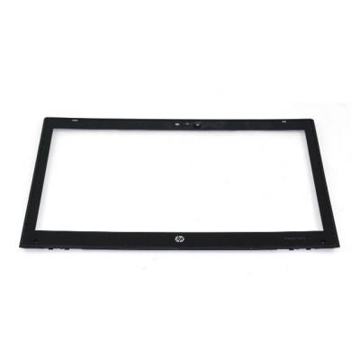 Hp LCD Bezel, Black notebook reserve-onderdeel - Zwart