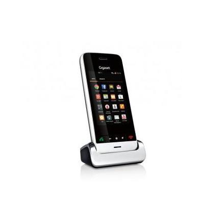 Gigaset SL930H dect telefoon - Zwart, Zilver