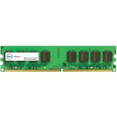 DELL 16 GB, DDR3L SDRAM, 1600 MHz, ECC RAM-geheugen - Groen