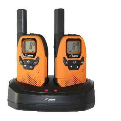 Detewe walkie-talkie: Outdoor 8000 Duo Case