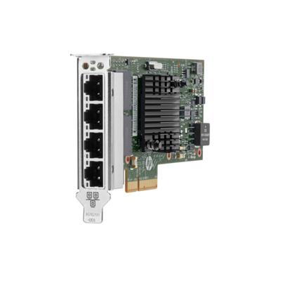 Hewlett Packard Enterprise 811546-B21 Netwerkkaart - Aluminium, Groen