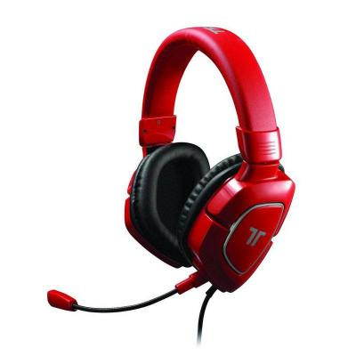 Tritton headset: AX 180 Stereo Gaming - Rood