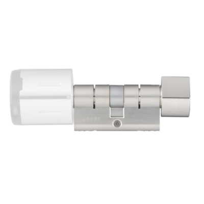 Kentix Profile cylinder for DoorLock-DC 55/45mm - Roestvrijstaal
