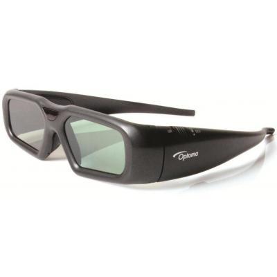 Optoma 3D-Brillen: ZF2300 - Zwart