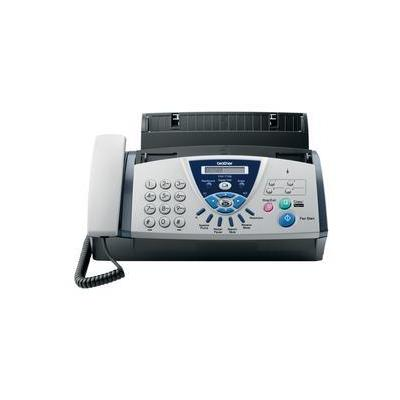 Brother faxmachine: FAX-T106 - Grijs, Houten