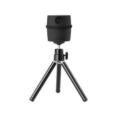 Sandberg Motion Tracking 1080P Webcam - Zwart