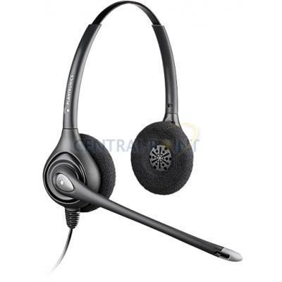 Plantronics SupraPlus Wideband Binaural HW261N Headset