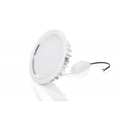 Verbatim spot verlichting: LED, 24 W, IP20, 900 cd, 3000 K, 2050 lm, 220-240 V - Wit