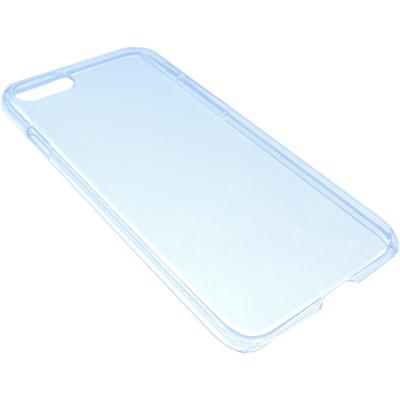 Sandberg Cover iPhone 7/8 hard Clear Mobile phone case - Transparant