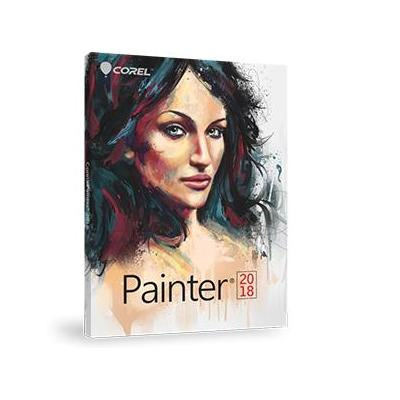 Corel grafische software: Painter 2018