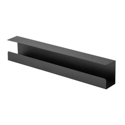 Value 600 x 114 x 76 mm, Black