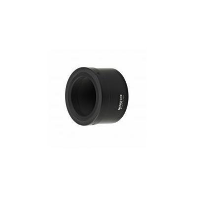 Novoflex NEX/T2 Lens adapter - Zwart