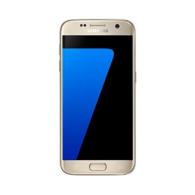 Samsung smartphone: Galaxy S7 32GB (goud)