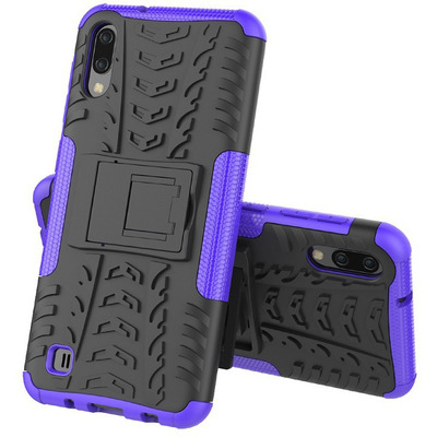 CoreParts MOBX-COVER-A10/M10-PUR Mobile phone case - Paars