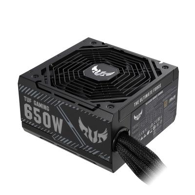 ASUS TUF-GAMING-650B Power supply unit - Zwart
