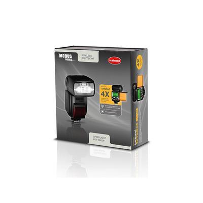 Hahnel MODUS 600RT Camera flitser - Zwart