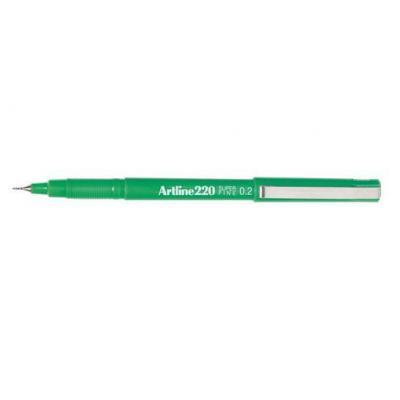 Artline gelpen: 220 - Groen