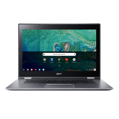 Acer laptop: Chromebook CP315-1H-C011 - Zwart