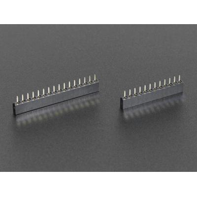 Adafruit : 12-pin + 16-pin Female Header