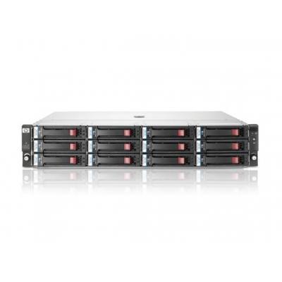 Hewlett packard enterprise SAN: StorageWorks D2600 Disk Enclosure (Refurbished LG)