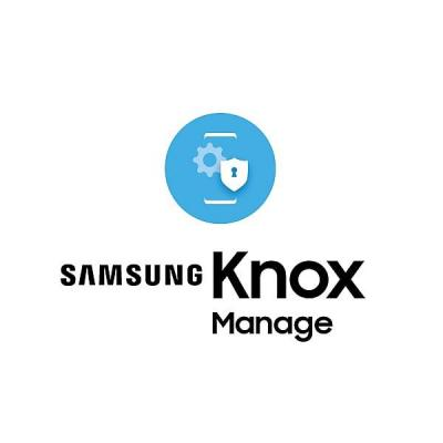 Samsung Knox Manage 1 Year software licentie