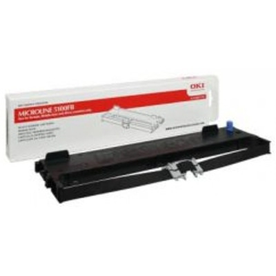 OKI Lintcassette, 2 miljoen tekens Printerlint - Zwart