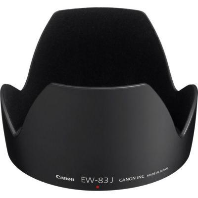 Canon lens adapter: EW-83J Lens Hood - Zwart