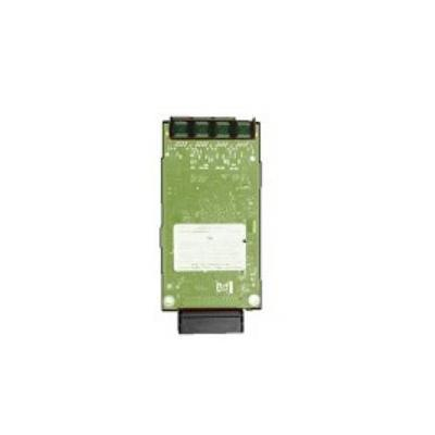 Lenovo netwerkkaart: 10 Gb/s, 4 x SFP+, AnyFabric, f / ThinkServer - Groen