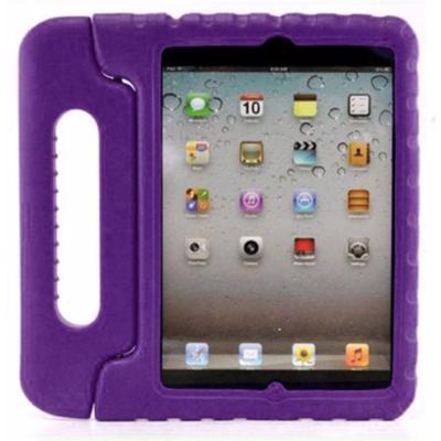 Kidscover iPad 2017-2019, Purple, Incl Stylus/Scrnpr Beschermende verpakkingen
