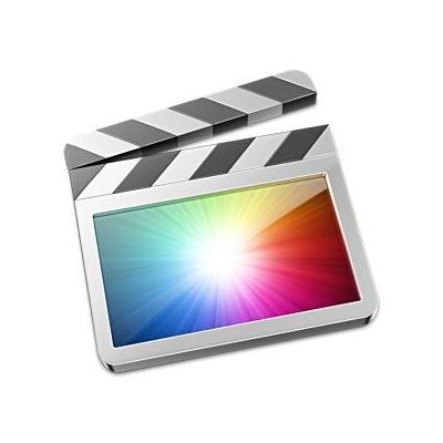 Apple Final Cut Pro X, 1 U Software licentie