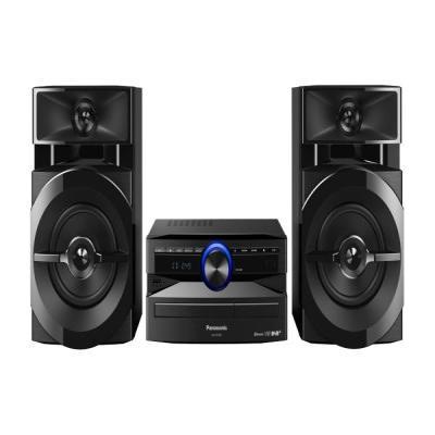 Panasonic SC-UX104EG Home stereo set - Zwart