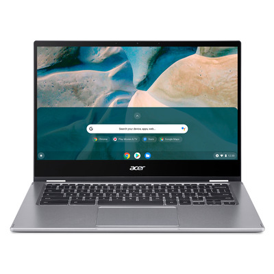 Acer Chromebook Spin 514 CP514-1W-R7FH - QWERTY Laptop - Grijs