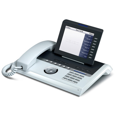 Unify openStage 60 T ice-blue Dect telefoon - Blauw