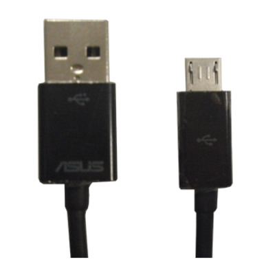 Asus USB kabel: USB A TO MICRO USB B 5P  - Zwart