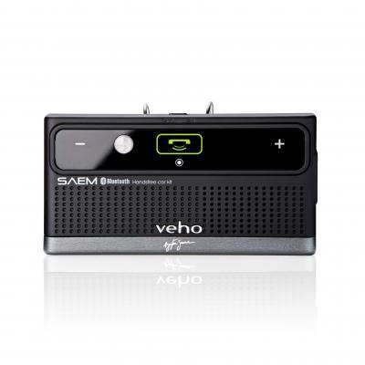 Veho telefoonspeaker: SAEM S3 - Zwart