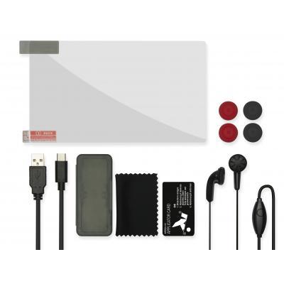 Speedlink apparatuurtas: Speedlink, 7-IN-1 Starter Kit (Zwart)  Nintendo Switch