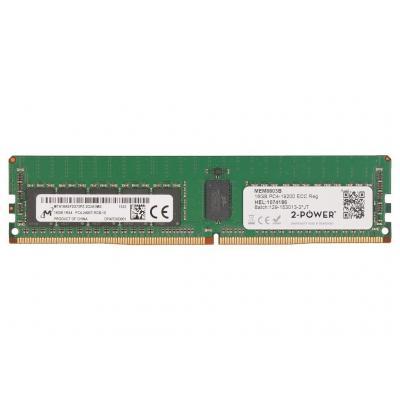 2-power RAM-geheugen: 16GB DDR4 2400MHZ ECC RDIMM Memory - replaces KTD-PE424D8/16G