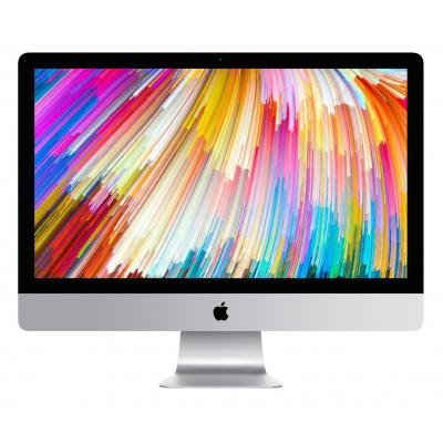 "Apple all-in-one pc: iMac 27"" Retina 5K 3.5GHz Quad-core i5 8GB - Zilver, QWERTY"