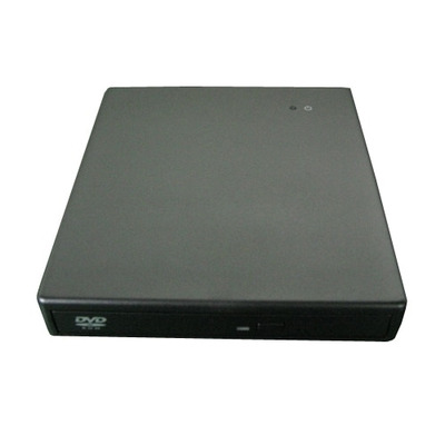 Dell brander: Externe 8x DVD-ROM USB - Kit - Zwart