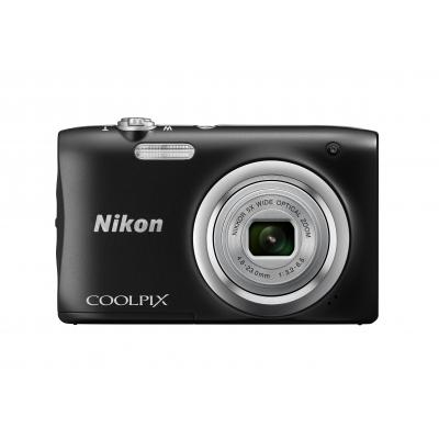 Nikon digitale camera: COOLPIX A100 - Zwart