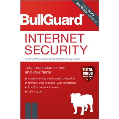 BullGuard Internet Security 2020 Software licentie